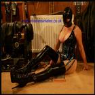 Mistress in Latex