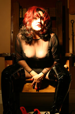 Mistress Simone
