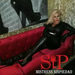 Mistress SinPiedad
