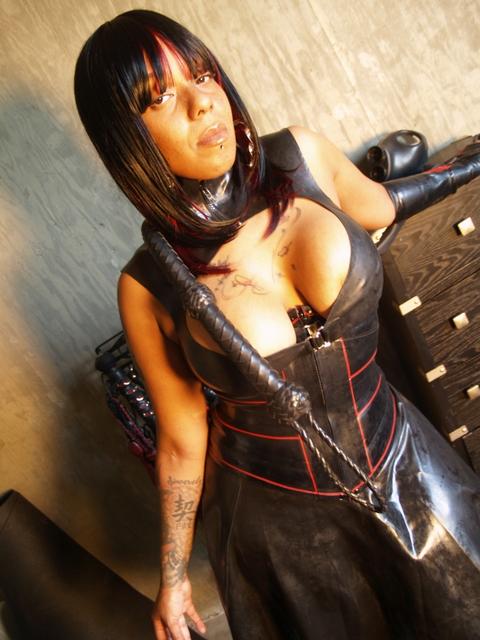 Mistress Vixxxen