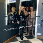 Mistress Athena Latex & Slaves