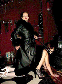 Mistress Saskia