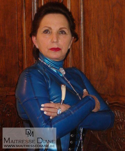Maitresse Diane Belgium