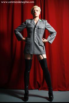 Commander Sophie