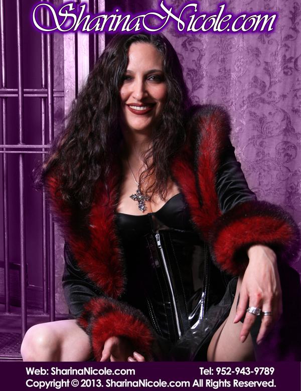 Sharina Nicole